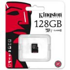 diskont-line.ru Карта памяти microSDHC  128Gb KINGSTON  Class 10 б/ад